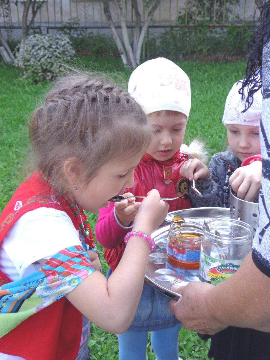 Дети я с ягой фото